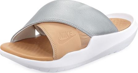 Nike Benassi Future Cross Ergonomic Slide Sandal