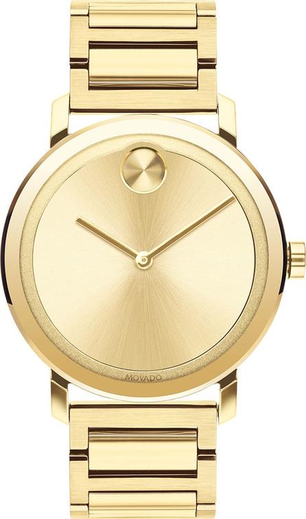 Movado Men's 40mm Bold Evolution Watch, Gold