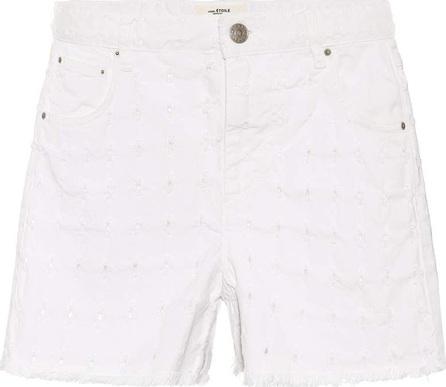 Isabel Marant Etoile Felsey denim shorts