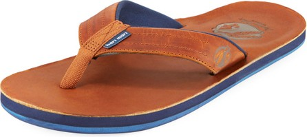 Hari Mari x Nokona Men's Leather Thong Sandals, Generation