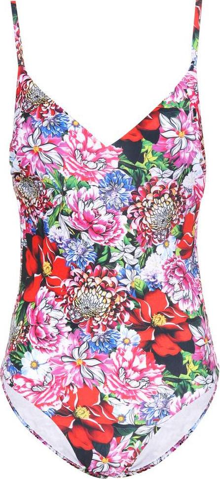 Mary Katrantzou Floral-printed swimsuit