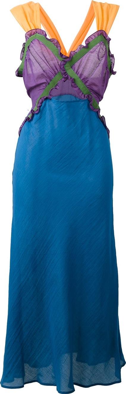 Attico Juliana dress