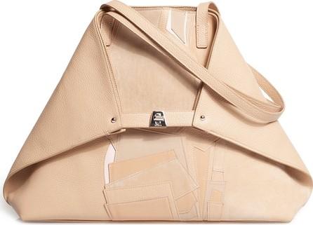 Akris Ai Medium Collage Soft Shoulder Bag