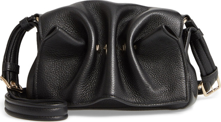 Valentino Bloomy Grained Leather Mini Shoulder Bag