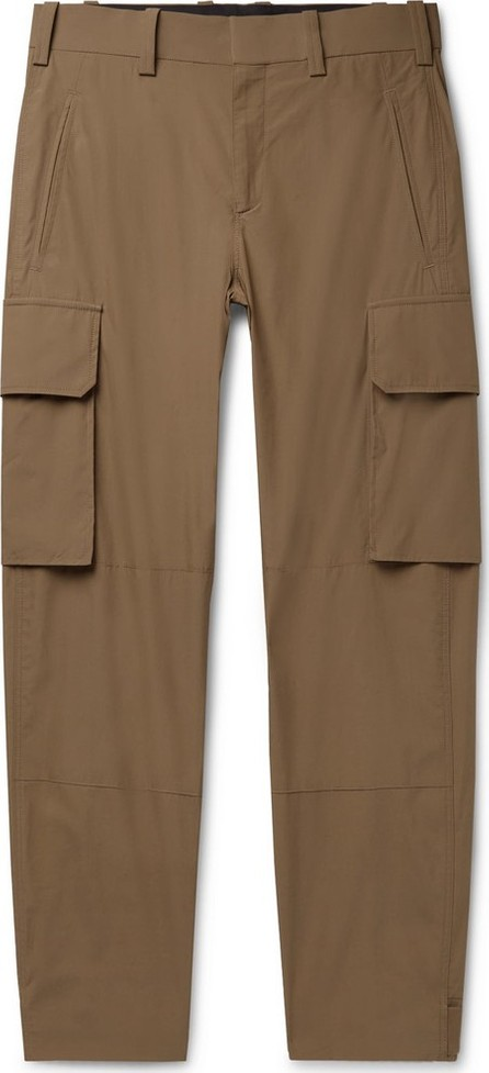 Neil Barrett Tapered Cotton-Blend Cargo Trousers