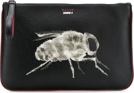 Bally Branth Fly clutch bag