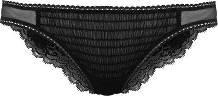 La Perla Lapis lace Brazilian briefs