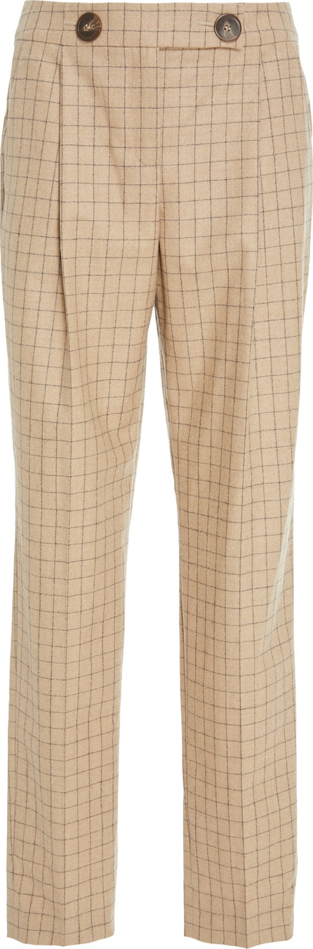 Alena Akhmadullina Plaid Trouser