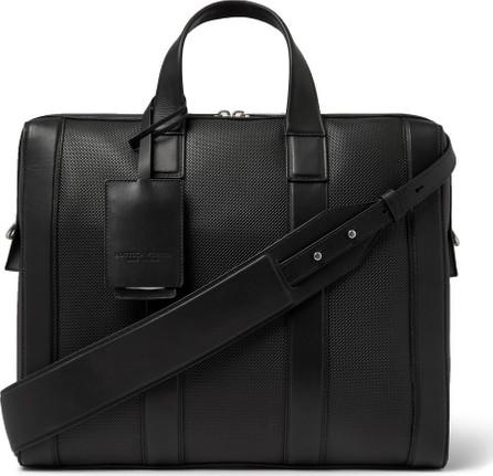 Bottega Veneta Textured-Leather Briefcase