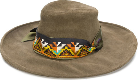 Etro Wide brim sun hat