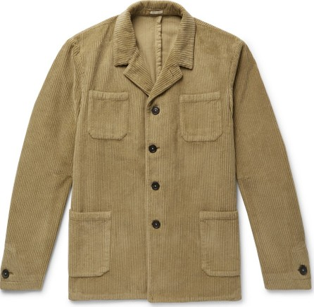 Massimo Alba Cotton-Corduroy Jacket