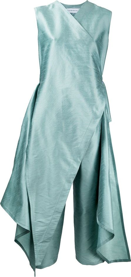 Bintthani wrap jumpsuit