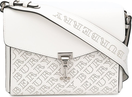 Burberry London England Small Perforated Logo Crossbody Bag