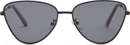 Le Specs Echo metal sunglasses