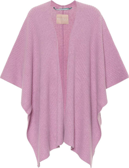 81hours Xavia wool-blend cape