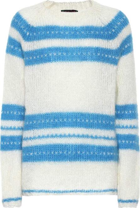 Alexachung Mohair and wool-blend sweater