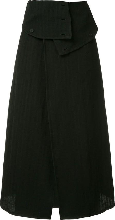 Ann Demeulemeester Buttoned skirt