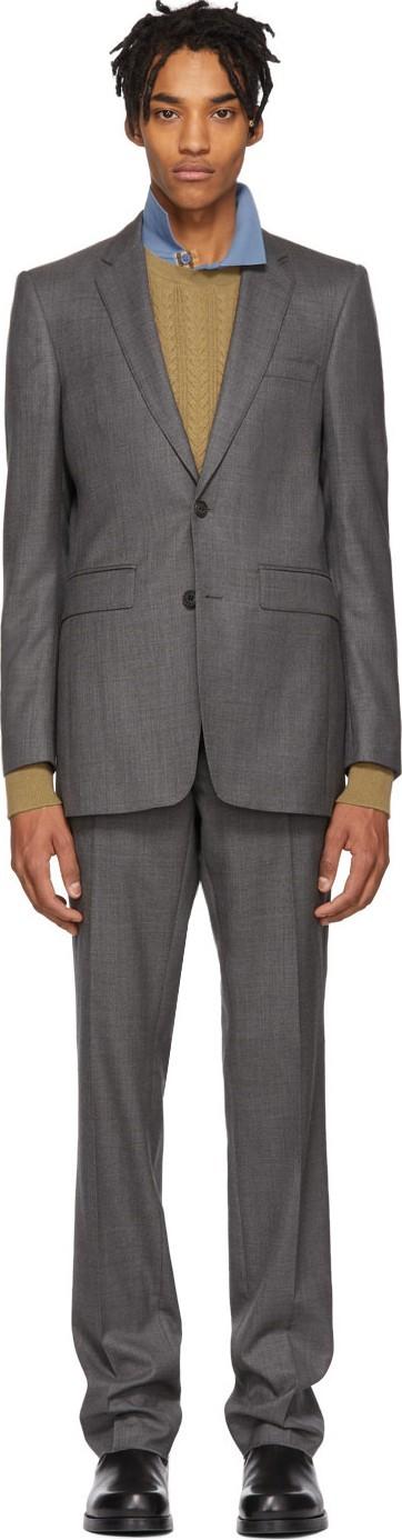 Burberry London England Grey Marylebone Suit