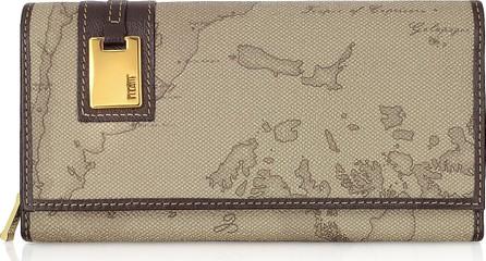 Alviero Martini 1A Classe Large Women's Medium ID Flap Wallet