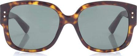 Dior DiorLadyStuds square sunglasses