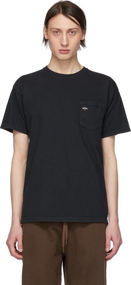 Noah NYC Black Pocket T-Shirt