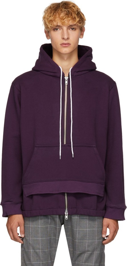 Goodfight Purple Falsetto Pullover Hoodie