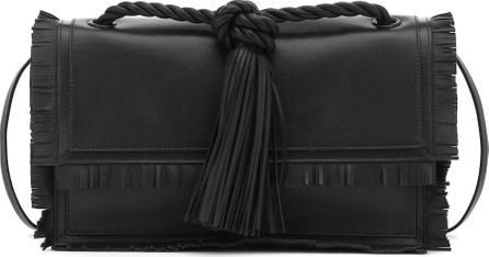 Valentino Valentino Garavani The Rope Small leather clutch