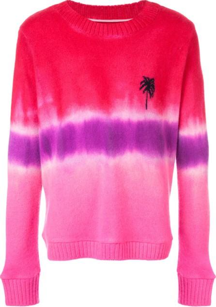 The Elder Statesman tie dye sweater