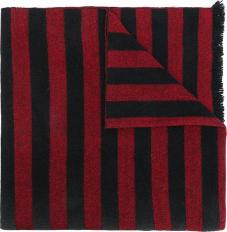 McQ - Alexander McQueen Striped scarf