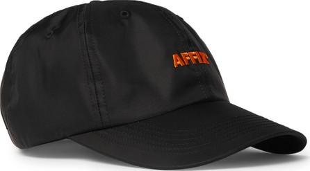 Affix Logo-Embroidered Nylon Baseball Cap