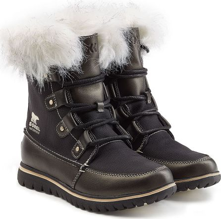 Sorel Cozy Joan x Celebration Leather Ankle Boots
