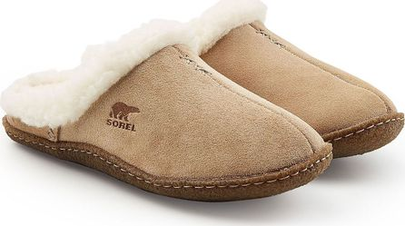 Sorel Suede Slippers