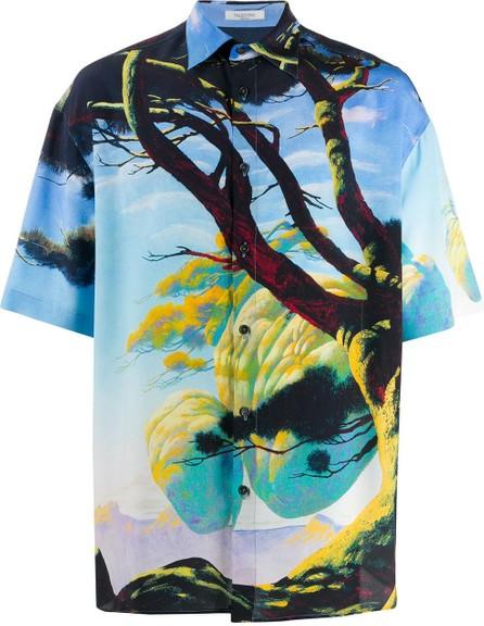 Valentino Printed shortsleeved shirt