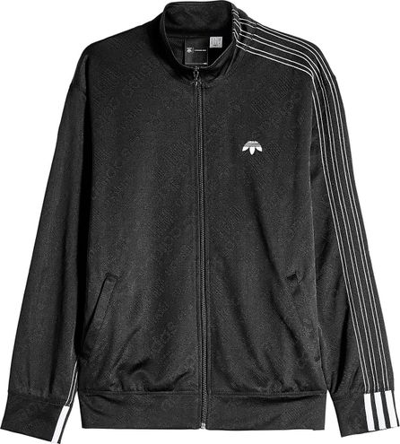 Adidas Originals by Alexander Wang Jacquard Track Zipped Jacket