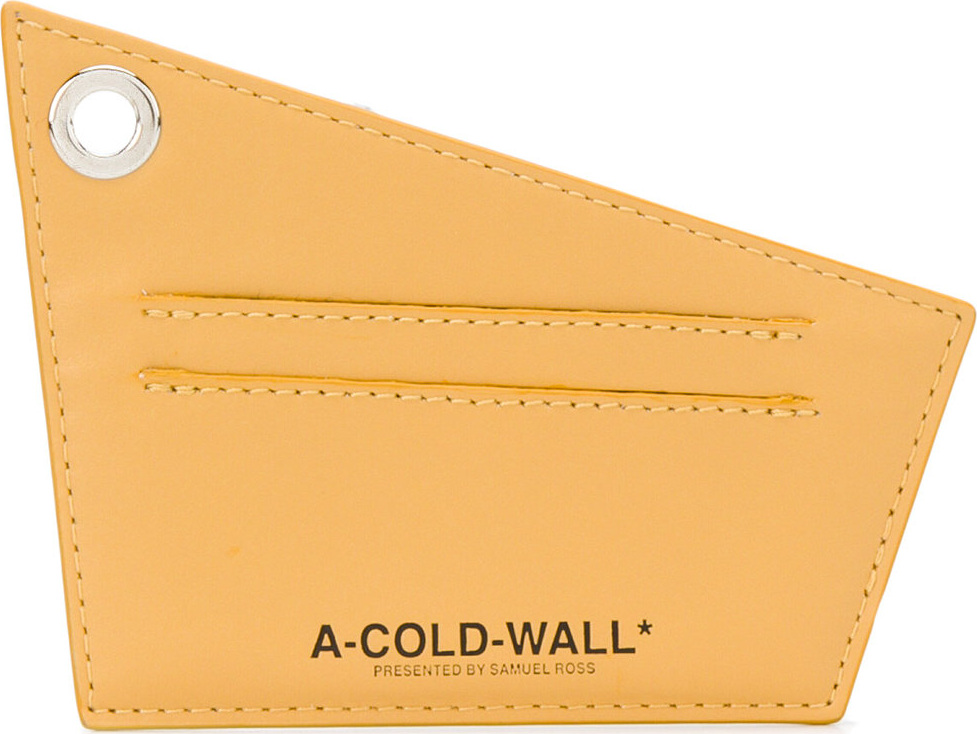 A-Cold-Wall* - Asymmetric cardholder