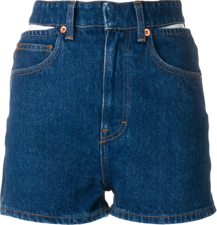 IRO Waist cut out shorts