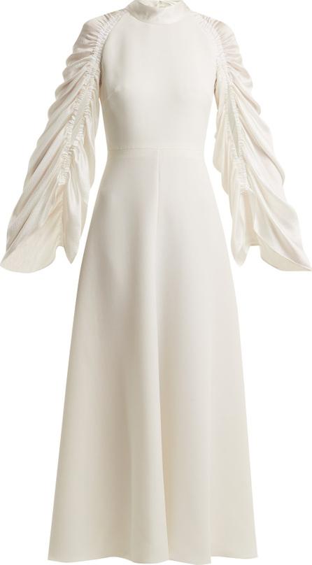 Roksanda Zariah self-tie silk dress