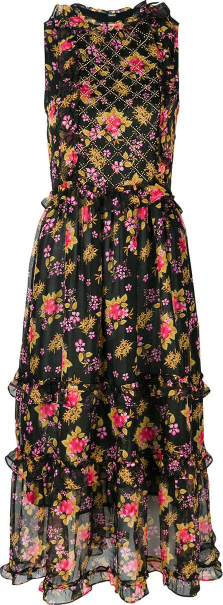 DODO BAR OR Simmone floral print ruffle dress