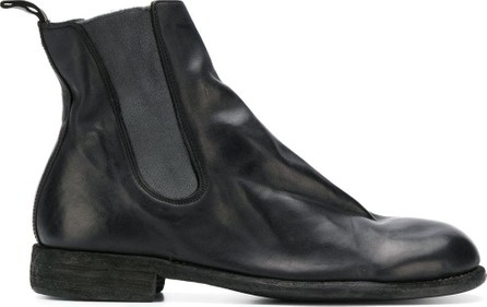 Guidi 96 full grain Chelsea boots