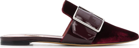 Bally Pointed buckle mules