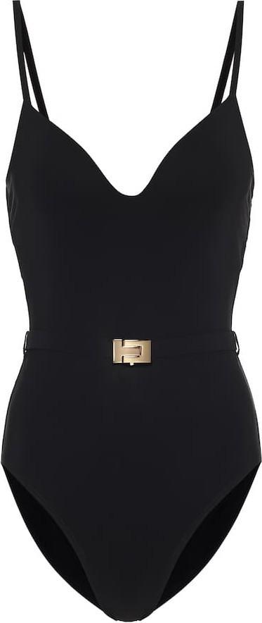 Tory Burch T-belt swimsuit