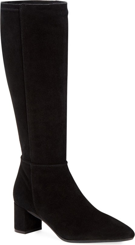 Aquatalia Karly Suede Knee Boots