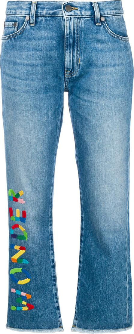 Mira Mikati Wonder boyfriend jeans
