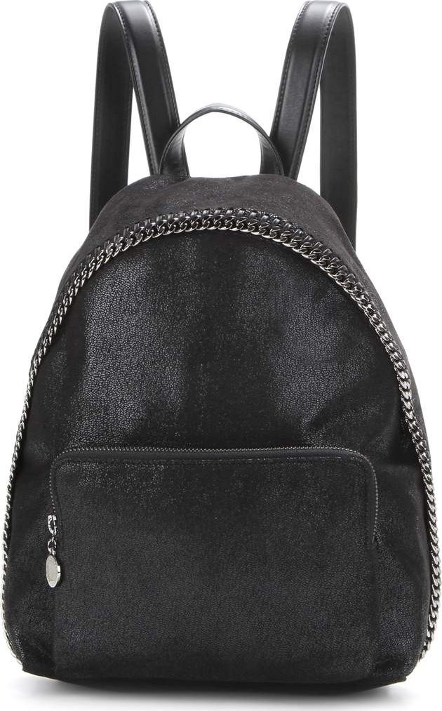Stella McCartney - Falabella Shaggy Deer Small backpack
