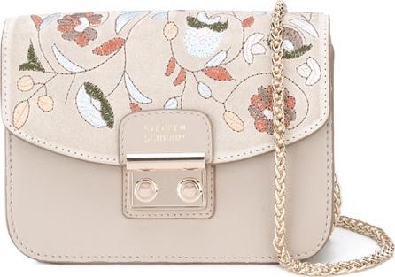Steffen Schraut floral print shoulder bag