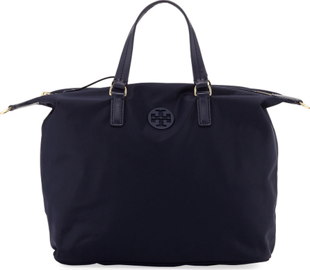 Tory Burch Tilda Slouchy Nylon Satchel Bag