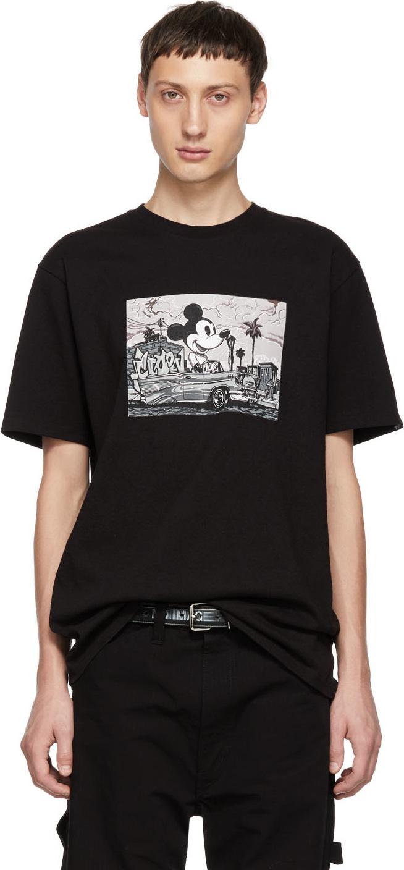 Vans Black Disney Edition Mickeys 90th Birthday T Shirt