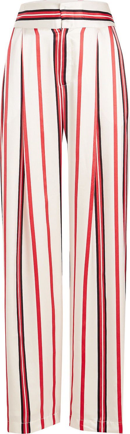 Maggie Marilyn Love Unconditionally Striped Silk Pants