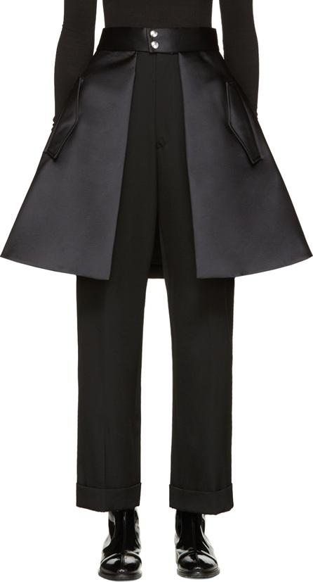 Noir Kei Ninomiya Black Skirt Belt