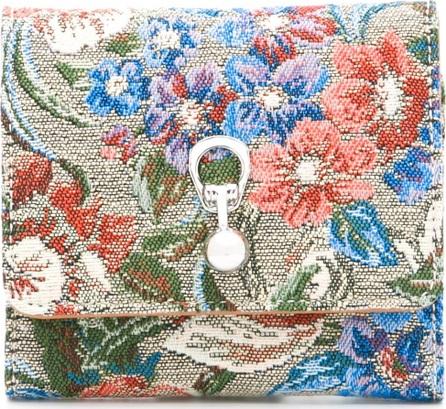 Ermanno Scervino floral print bi-fold wallet